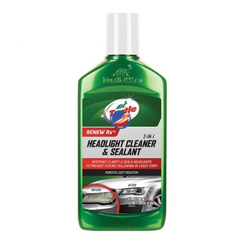 Turtle Wax, 2-in-1 Headlight Cleaner & Sealant